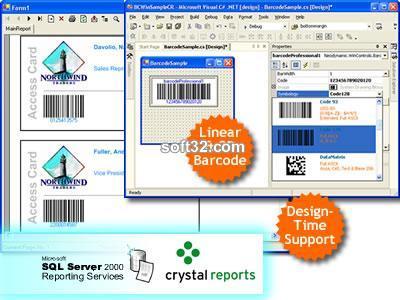 .NET Barcode Professional Screenshot 3
