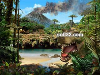 Living 3D Dinosaurs Screenshot 1