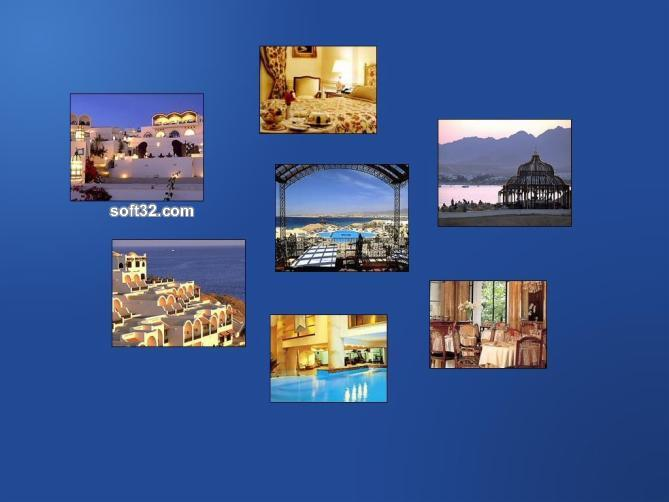 Hotels Information Online Screensaver Screenshot 3