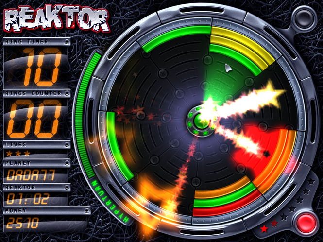 Reaktor Screenshot