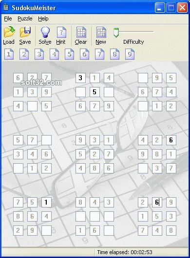 SudokuMeister Screenshot 2