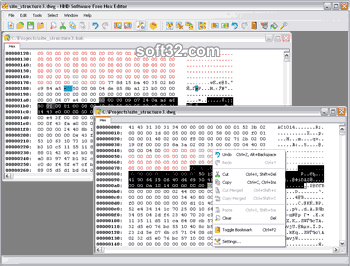 Free Hex Editor Screenshot 5