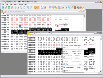 Free Hex Editor Screenshot 1
