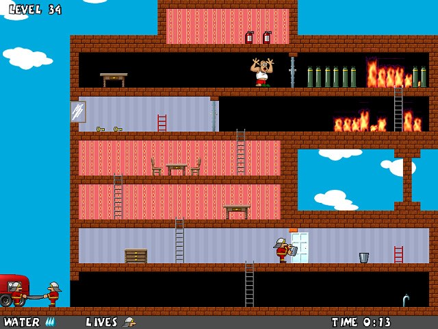 Fireman's Adventures Screenshot