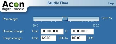 Studio Time Screenshot 1