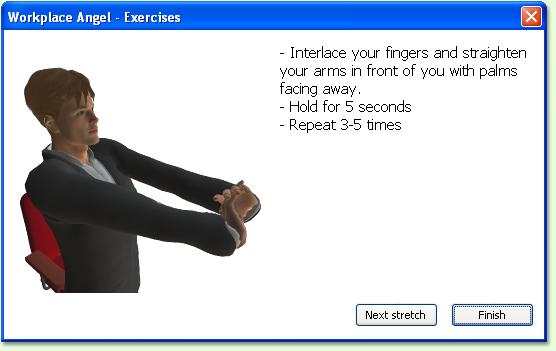 Workplace Angel Screenshot 1