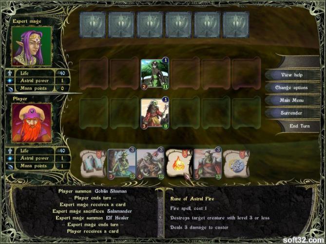 Astral Masters Screenshot 3