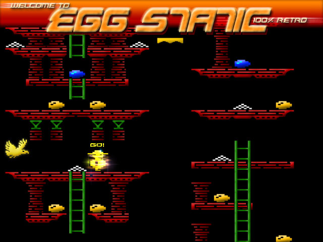EggStatic Screenshot 1