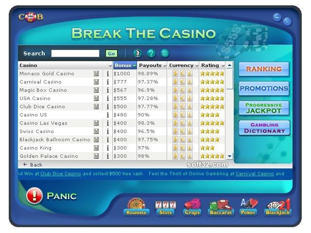 Casino Breaker Screenshot
