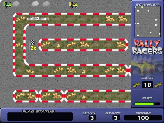 Rally Racers Screenshot