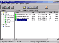Magic Recovery Professional Screenshot 1