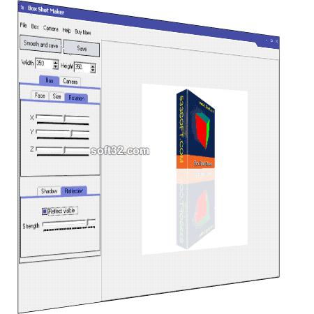 Box Shot Maker Screenshot 3