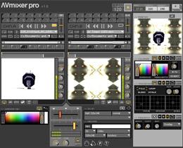 AVmixer Pro Screenshot