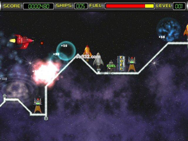Space Skramble Screenshot