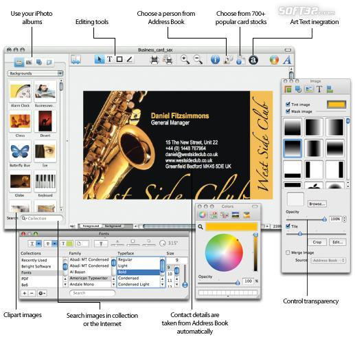 Download business card composer 512 for mac free business card composer 1 business card composer 2 reheart Image collections