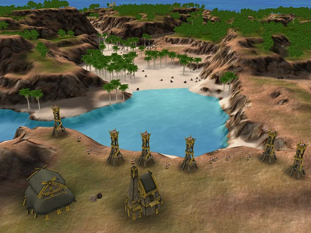 Tribal Trouble Screenshot