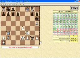 Personal Chess Trainer Screenshot