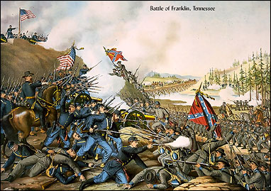 Battles of the Civil War Screenshot 1