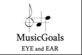 MusicGoals Eye and Ear 1