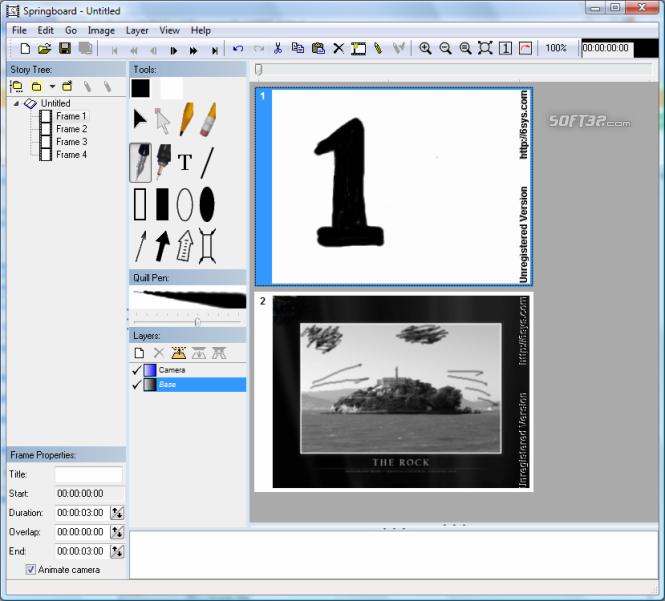 Springboard Screenshot 2