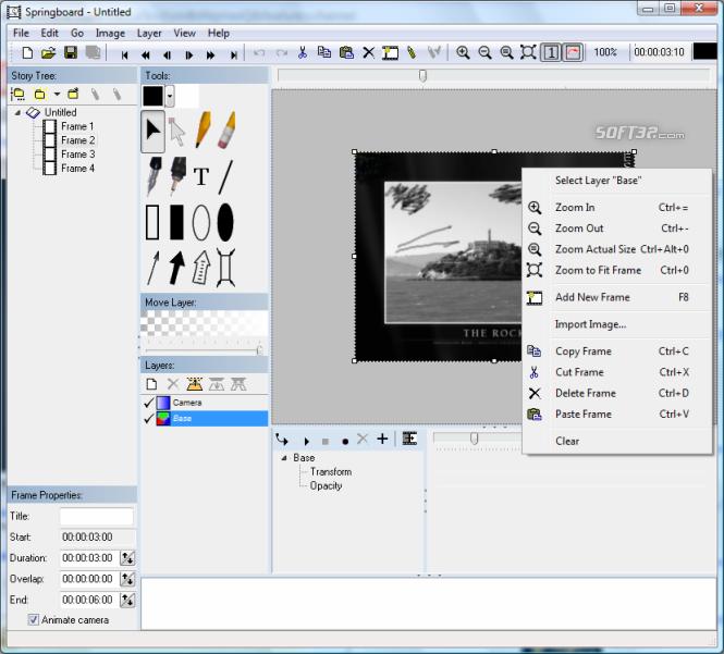 Springboard Screenshot 3
