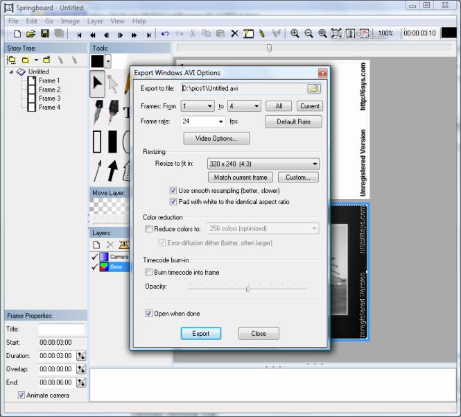 Springboard Screenshot 5