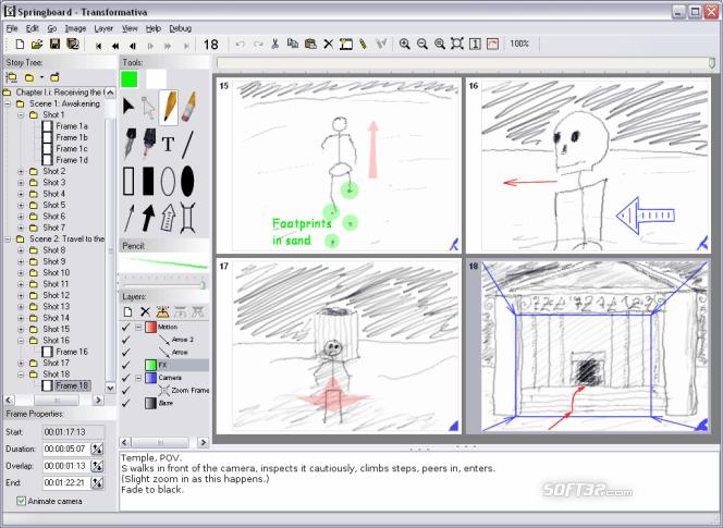 Springboard Screenshot 6