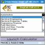 EngCalc(Hydraulic )- Palm OS Calculator 2