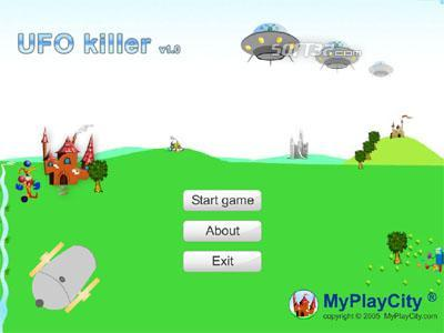 UFO Killer Screenshot 3