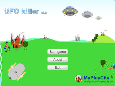 UFO Killer Screenshot