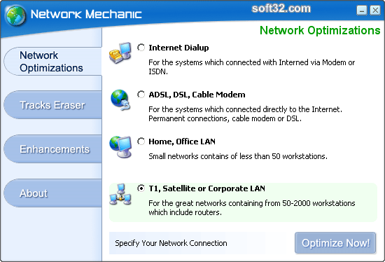 Network Mechanic Screenshot 3