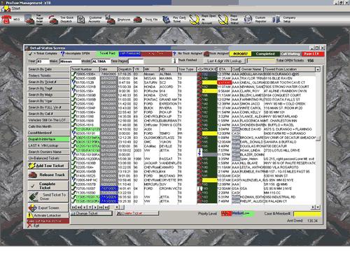 Pro Tow XTR Screenshot