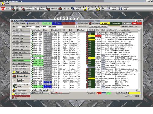 Pro Tow XTR Screenshot 3