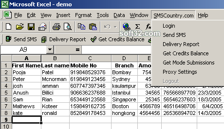 SMSCOuntry XLbox Screenshot 2
