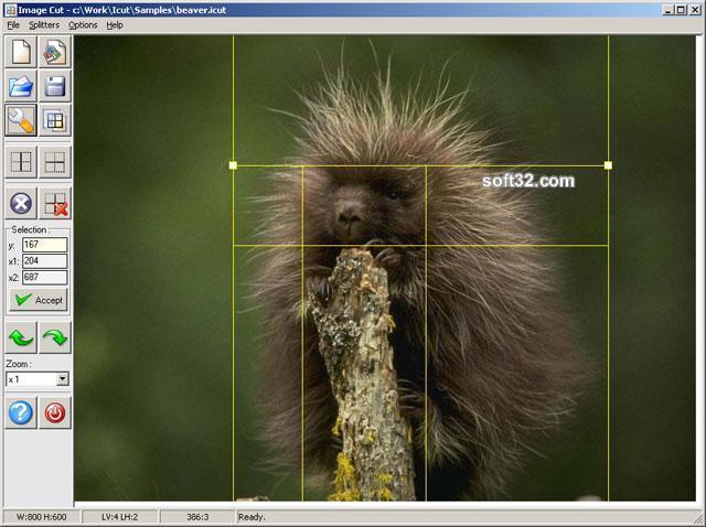 Image Cut (Image Splitter) Screenshot 3