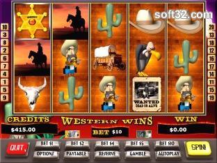 Western Wins Slots / Pokies Screenshot 3