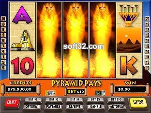 Pyramid Pays Slots / Pokies Screenshot 3
