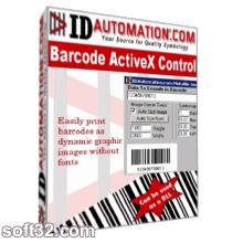 IDAutomation Barcode ActiveX Control Screenshot 2