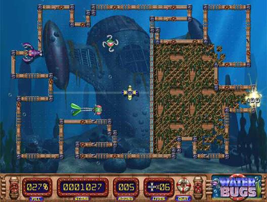Water Bugs Screenshot 4