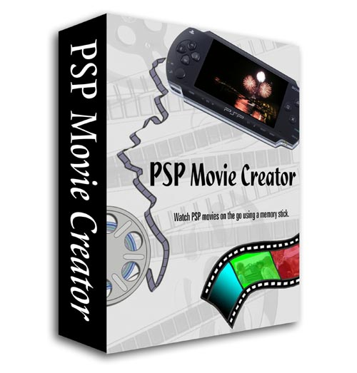 PSP Movie Creator Screenshot