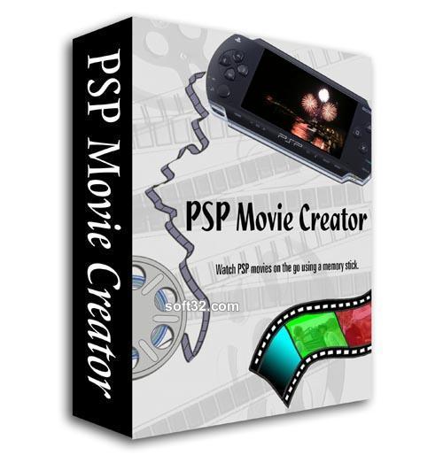 PSP Movie Creator Screenshot 2