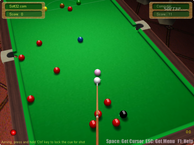 3D Live Snooker Screenshot 5