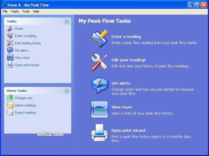 My Peak Flow Screenshot 3
