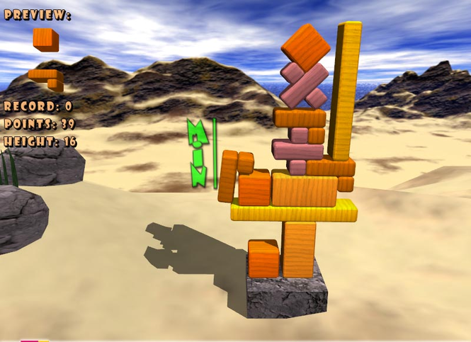 Trembling Towers Screenshot
