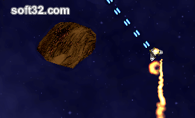 Asteroid ES Screenshot 3