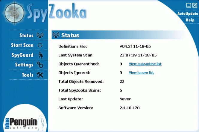 SpyZooka Screenshot 1