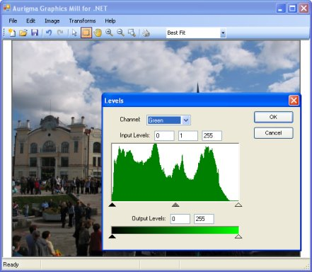 Aurigma Graphics Mill for .NET Screenshot
