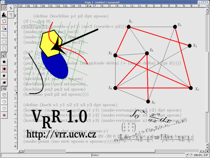 VRR Screenshot