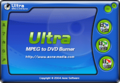 Ultra MPEG to DVD Burner 1