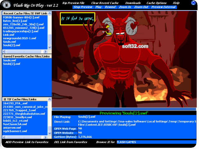 Flash Rip or Play Screenshot 3
